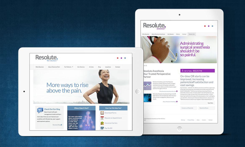Resolute Responsive Websites